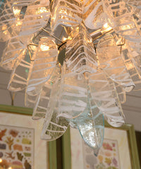 Spectacular Murano Glass Chandelier