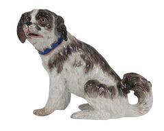 Meissen Figure of a Dog