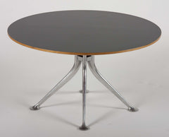 Rare Alexander Girard Round Coffee Table for Herman Miller