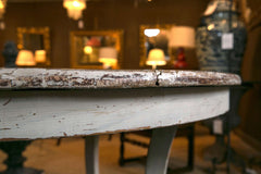 Gustavian Center Table