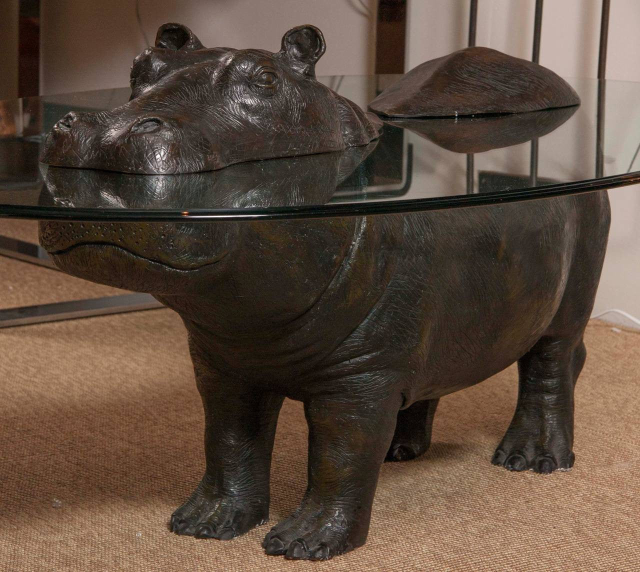 Hippo Table by Mark Stoddart