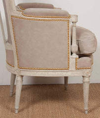 Pair of Louis XVI Style Chairs