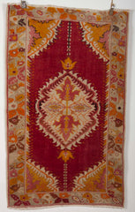 Antique Chal Turkish Carpet