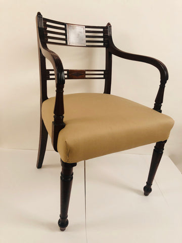 2 Regency Style Dining Chairs (price per chair)