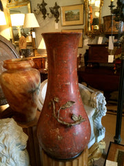 Austrian Marble Vase with Bronze Mounts