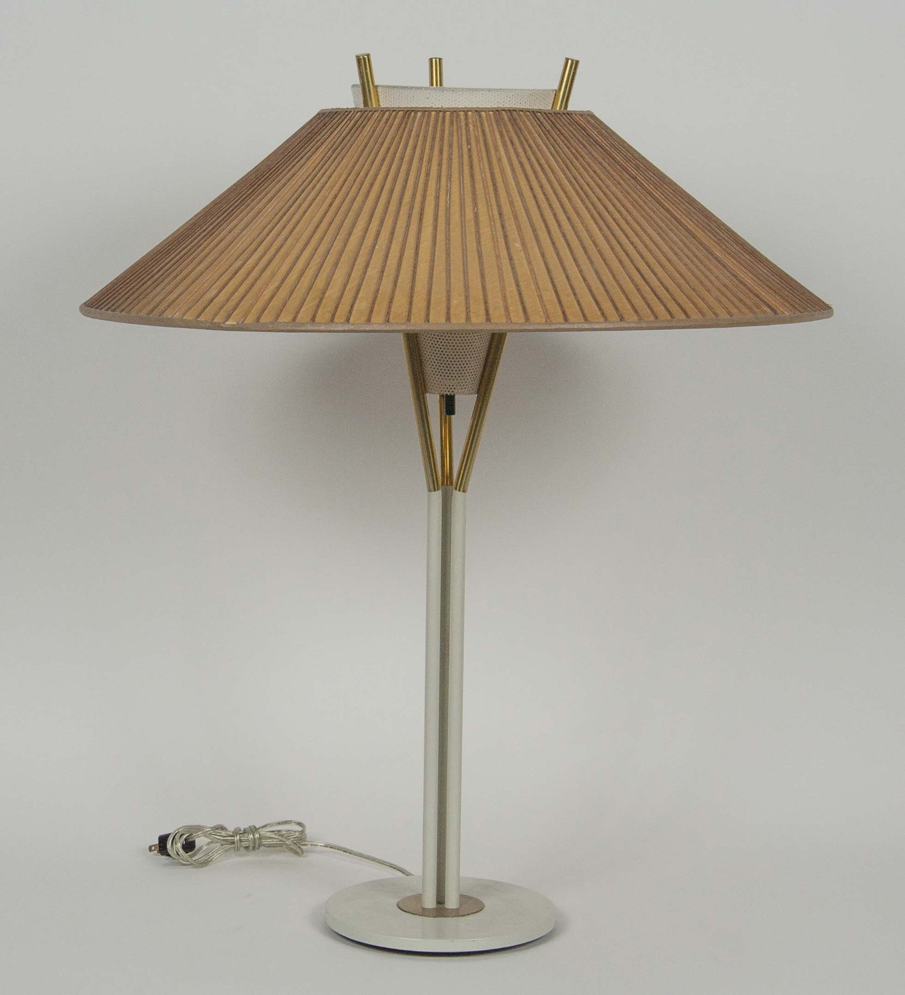 Rare Gerald Thurston For Lightolier Table Lamps
