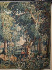 A 17th Century Flemish Tapestry
