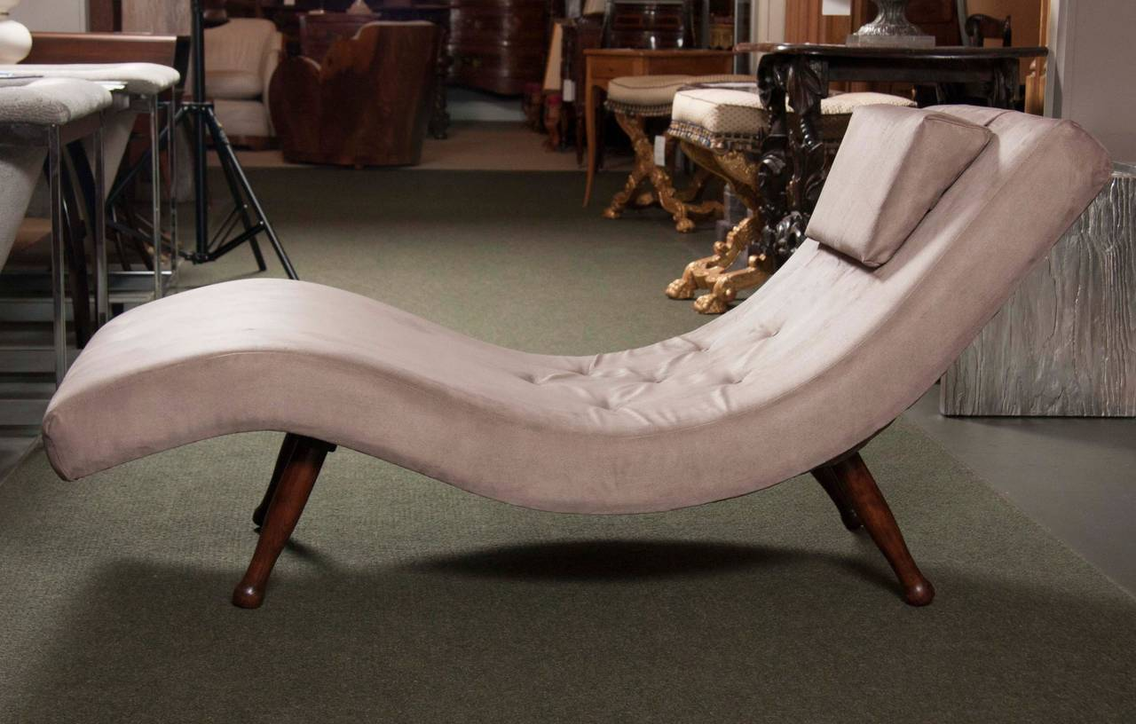 Chaise Lounge by Adrian Pearsall