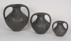 Group of Three Han Chinese Amphoras