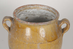 French Hand-Glazed Confit Pot