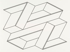 Josef Albers from Formulation: Articulation, 1972, Folio II / Folder 21