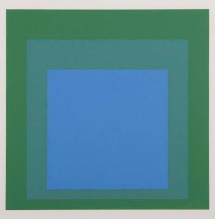 "Josef Albers ""Homage to Square"""