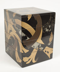 A Japanese Meiji Period Jubako Box