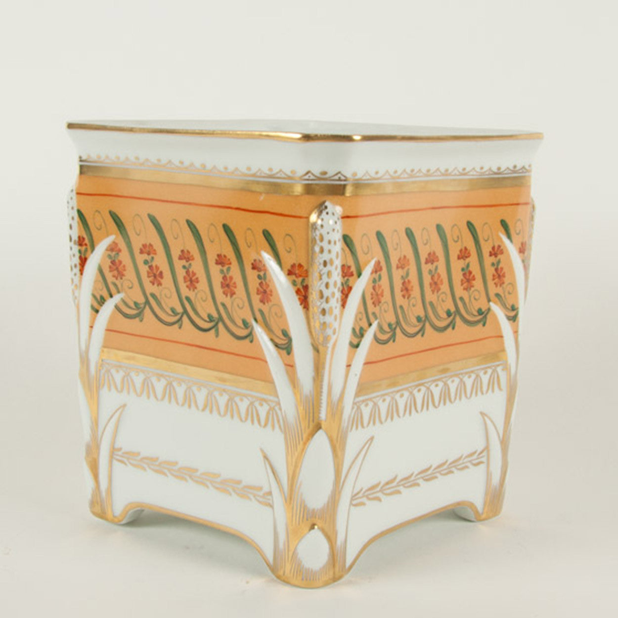 A Porcelain Directoire Style Cachepot by Le Tallec for Tiffany & CO.