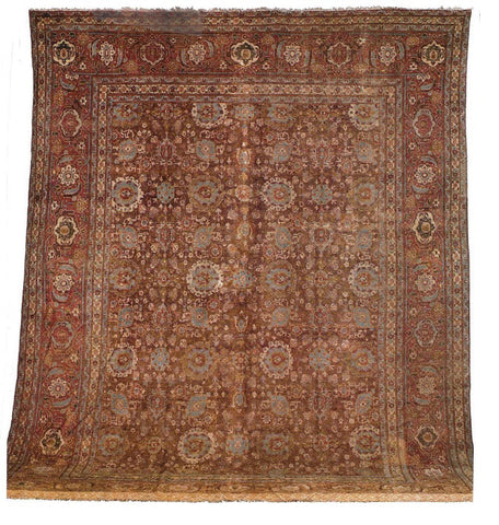 Tabriz Carpet from Northwest Persia