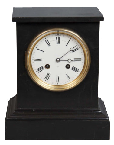 8 Day French Desk Clock