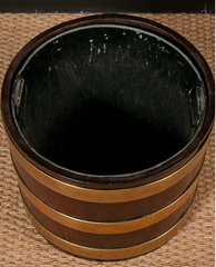 George III Walnut Bucket
