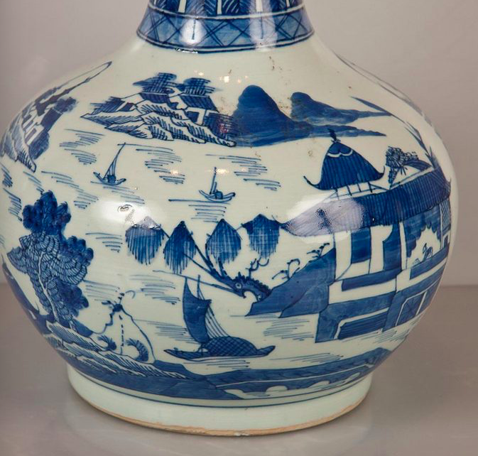Chinese Bottle Vase
