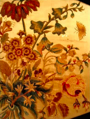 Georgian Silk Embroidery