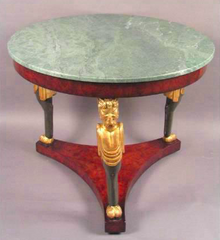 Italian Center Table