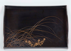 Japanese Makie Tray