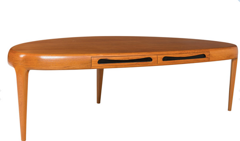 Capri Coffee Table Designed by Johannes Andersen