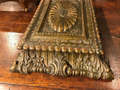 Italian Carved and Giltwood Box