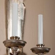 Pair of E.F Caldwell Wall Sconces