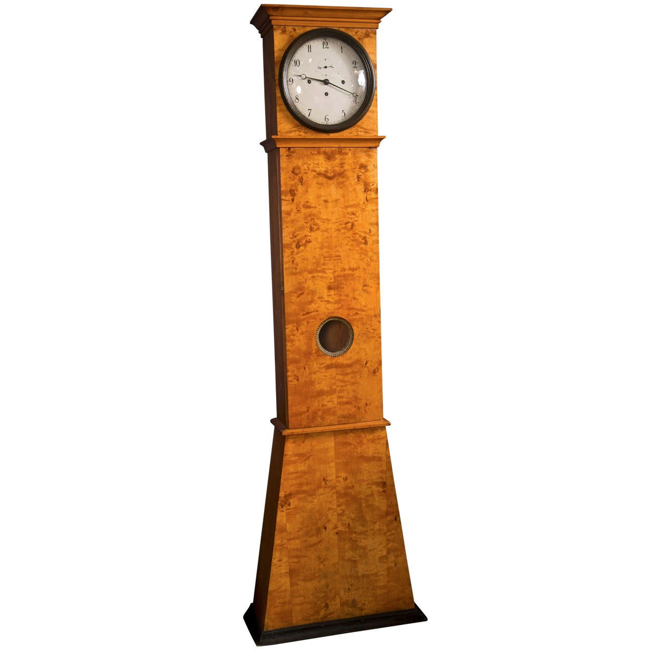 Swedish Tall Case Clock