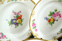 Small Porcelain Plates