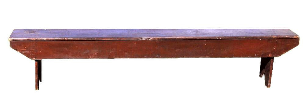 American Painted Bench