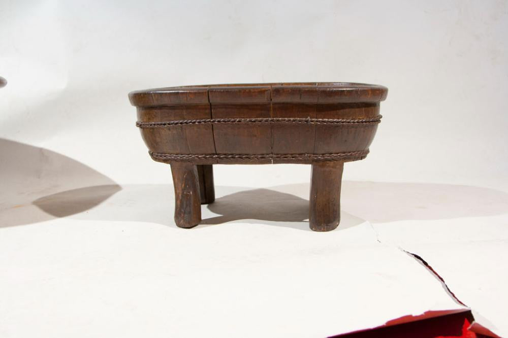 Chinese Antique Foot Tub