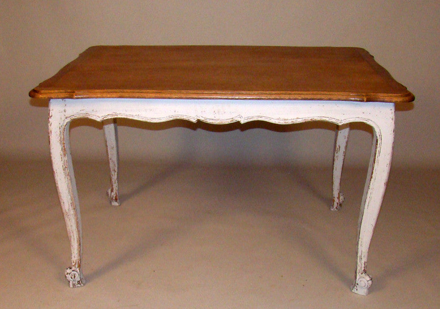 Painted French Writing Desk