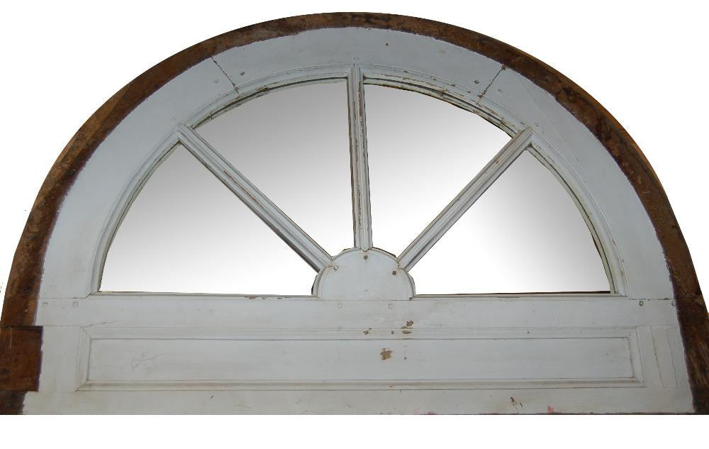 Early American Barn Window