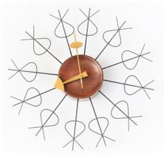 George Nelson Pretzel Wall Clock