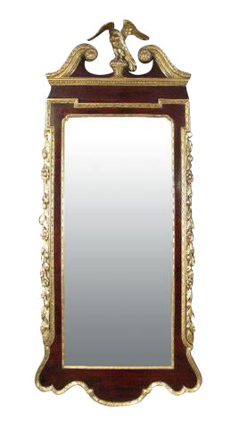 18th Century English Mirror
