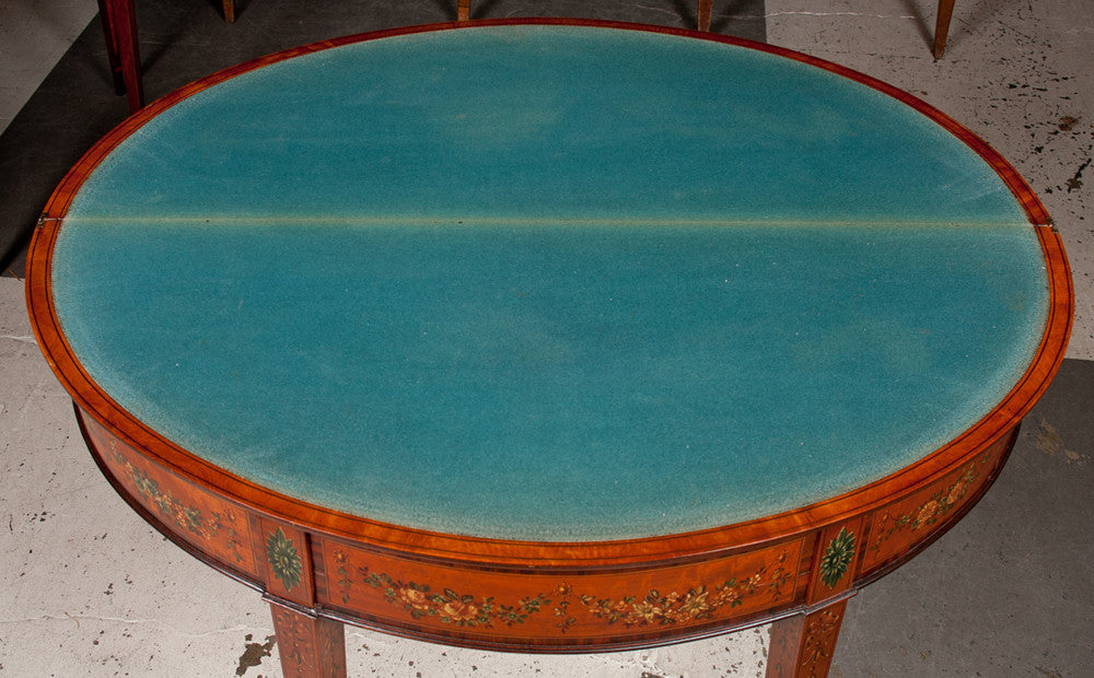 Adam Style Game Table