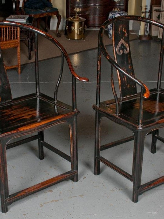 19th/20th Century Chinese Chairs