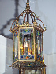 Aesthetic Movement Lantern