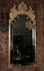Neoclassically Inspired Mirror