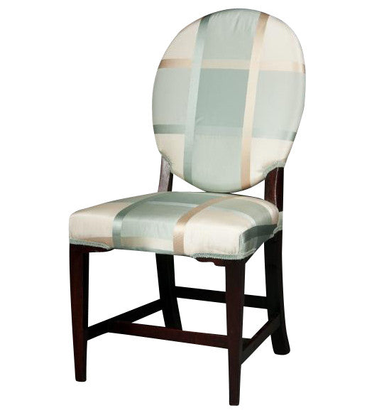 Regency Oval Back Side Chair