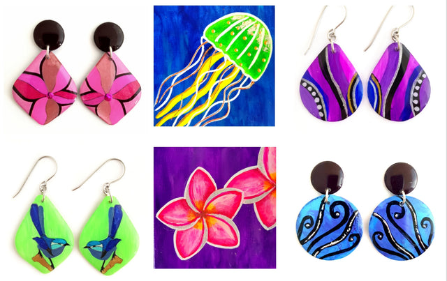 Bright Colourful Gifts & Jewellery
