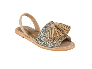 The Tassled Teaser sandals