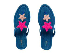 BOHO Starry sandals