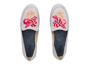 The Rosette Loafers