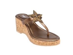 BOHO Starry wedges