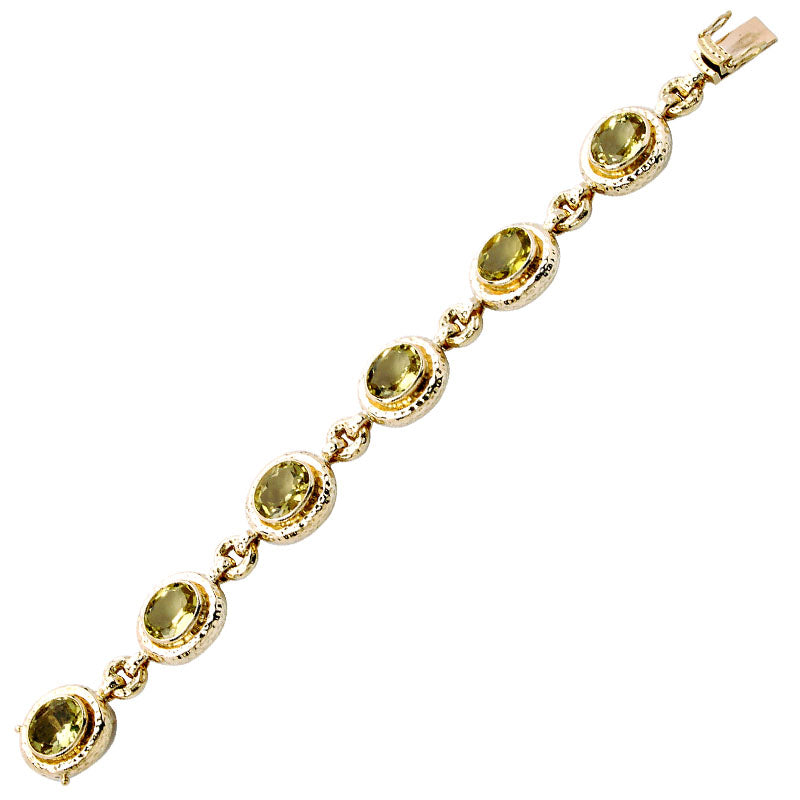 Bracelet-Lemon Quartz