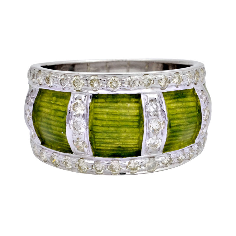 Ring-Diamond (Enamel)