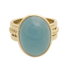 Ring-Aquamarine