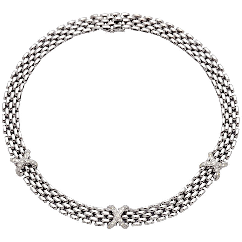 Necklace-Diamond